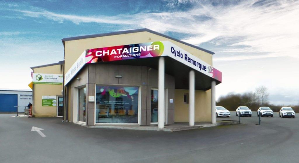CHATAIGNER-Facade
