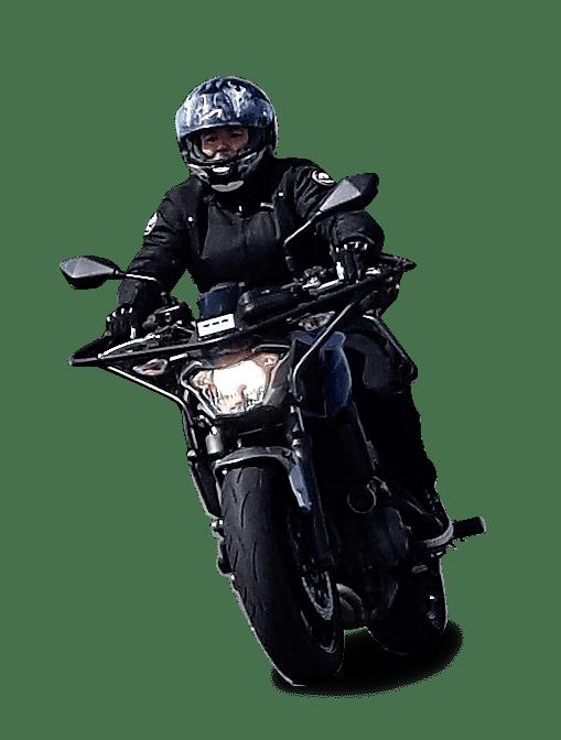 CHATAIGNER-Moto